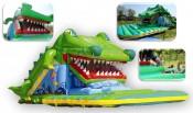 Zjeżdżalnia Krokodyl Połykacz