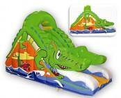 Zjeżdżalnia Aligatorek